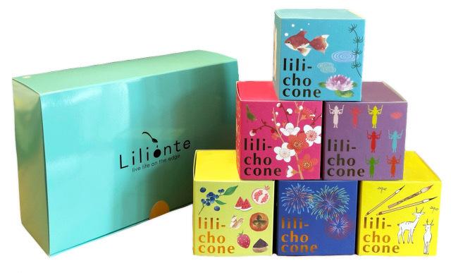 lili-chocone 6種セット
