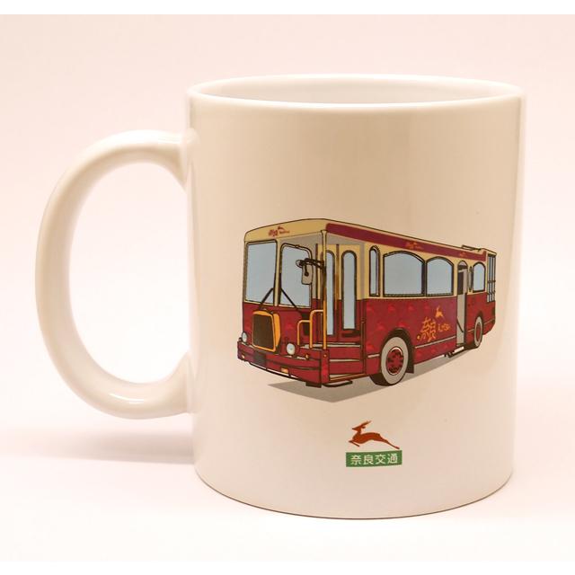 """奈良交通バス """"バンビーナ マグカップ"""" ≪webサイト限定販売≫"""