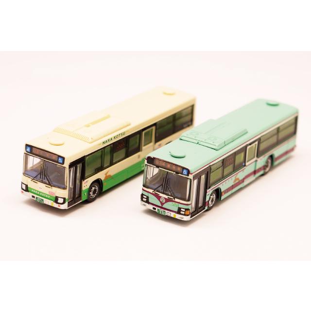 ザ・バスコレクション 奈良交通新旧カラー2台セット