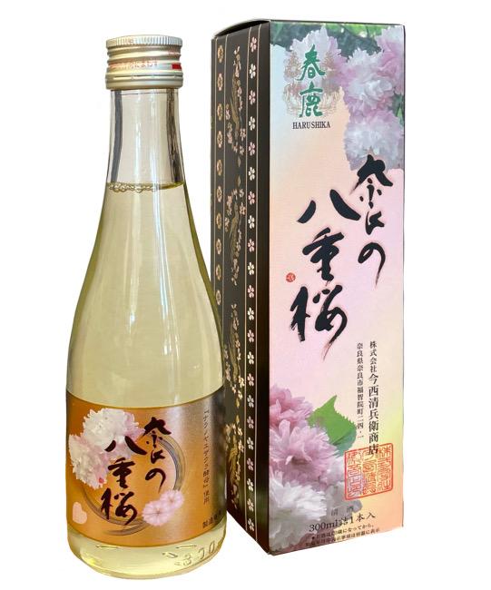 春鹿 奈良の八重桜(300ml)