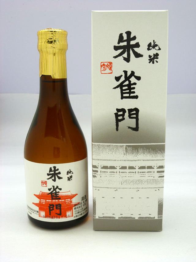 純米酒 朱雀門箱