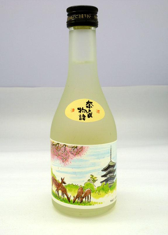 純米吟醸 奈良物語