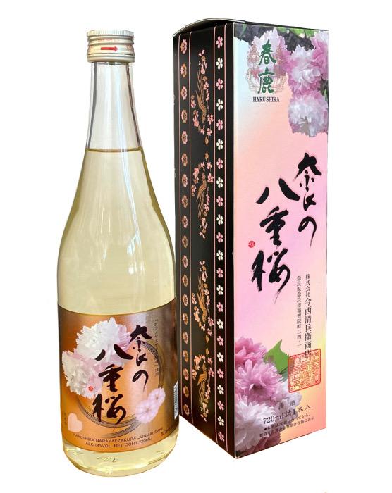 春鹿 奈良の八重桜(720ml)