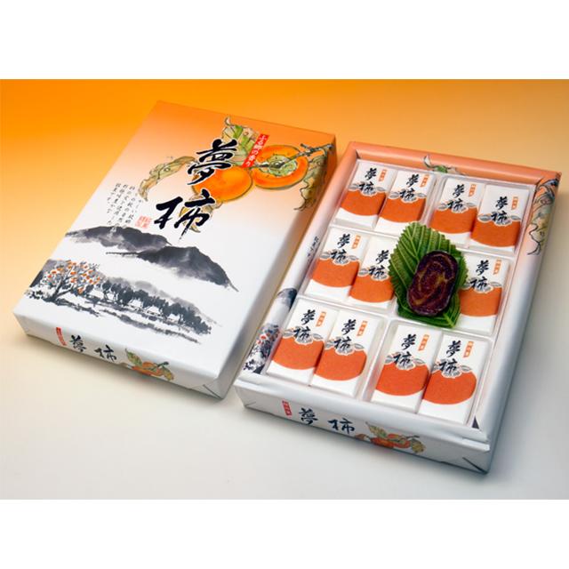 夢柿 12枚入り ≪奈良/柿≫