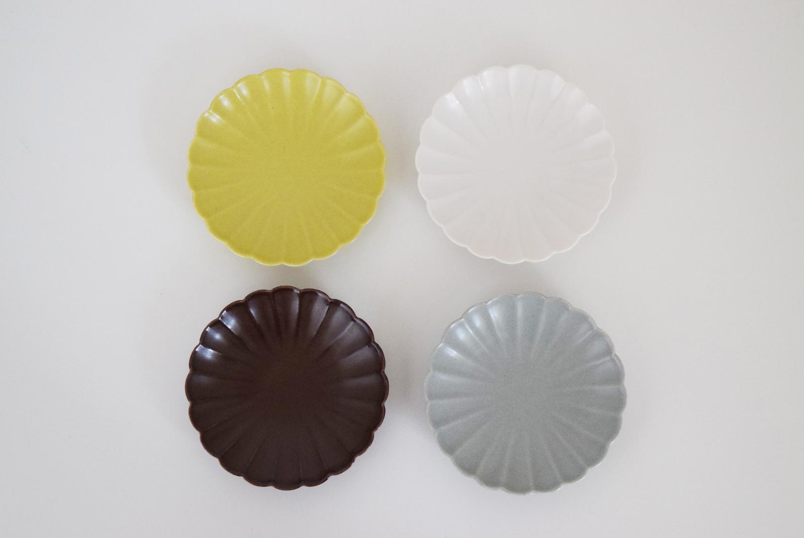 菊皿 小皿