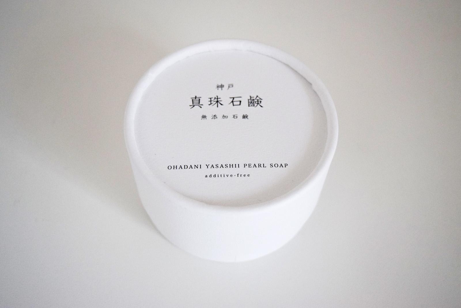 神戸真珠石鹸