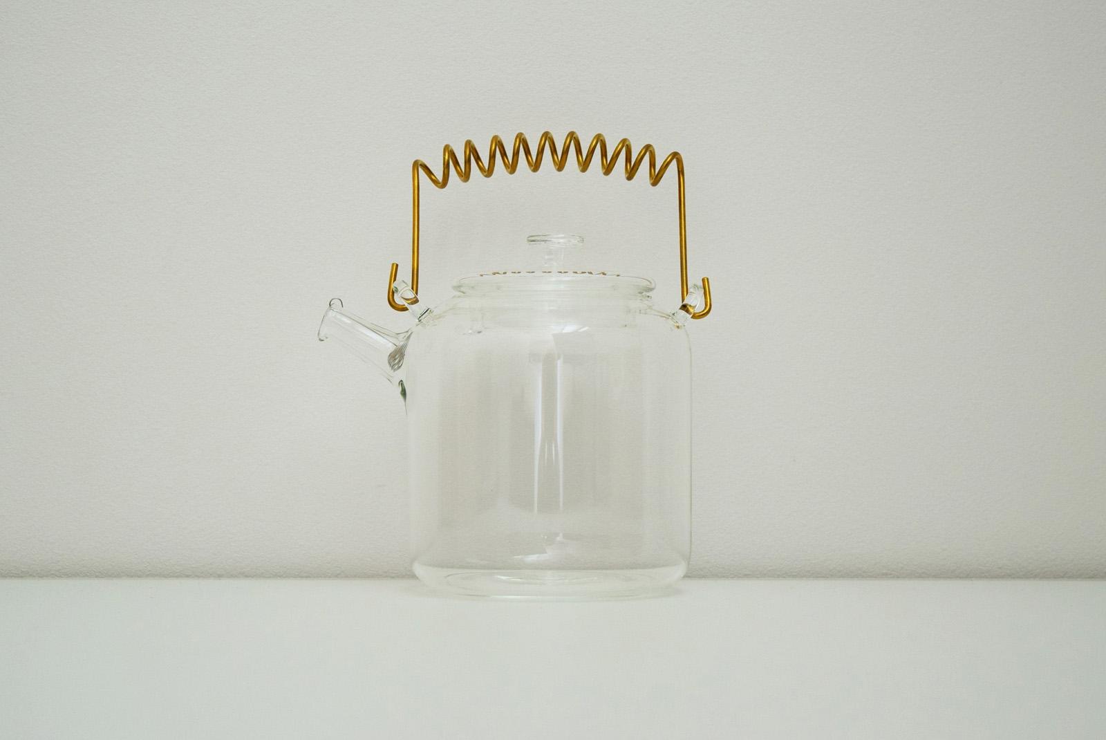 Tea Pot 真鍮