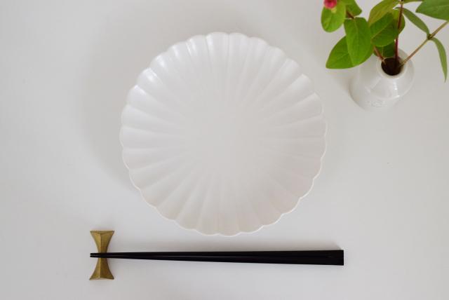 菊皿 中皿