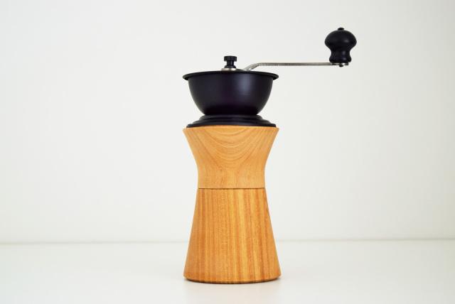 コーヒーミル ケヤキ