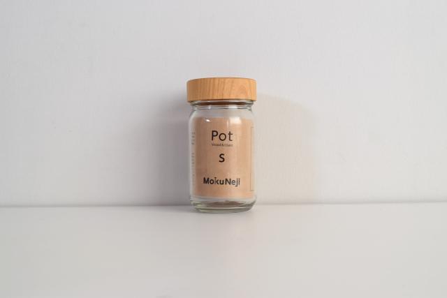 MokuNeji Pot