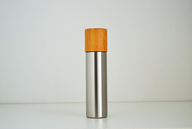Bottle M 270ml ヘアライン(新)