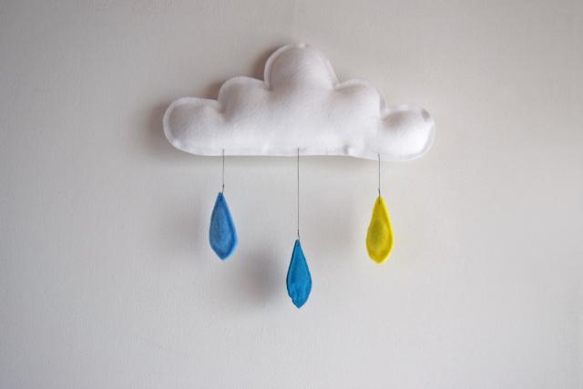 Rain Of Color