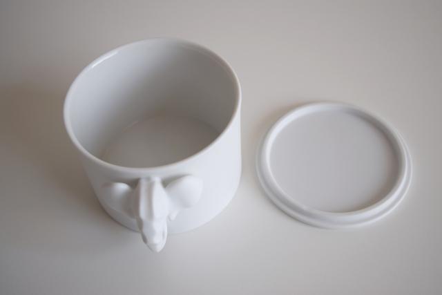 Elephant Multipurpose Cup in Pocelain