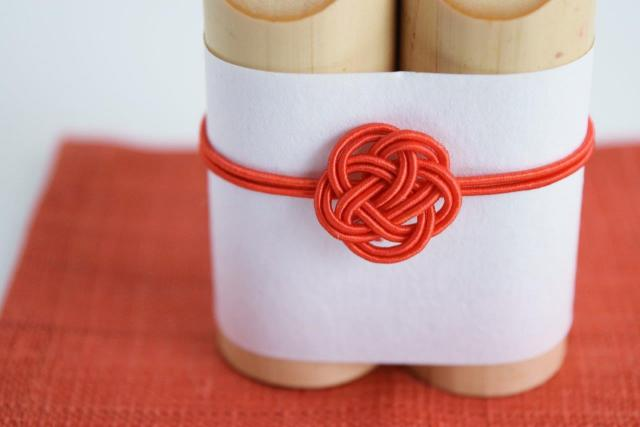 小さな門松飾り