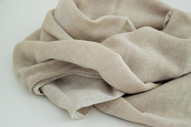 今治で織ったタオルマフラー