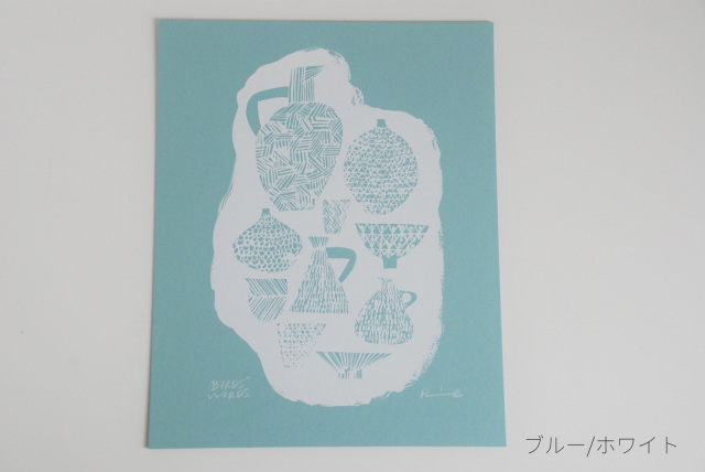 SILK SCREEN/UTSUWA