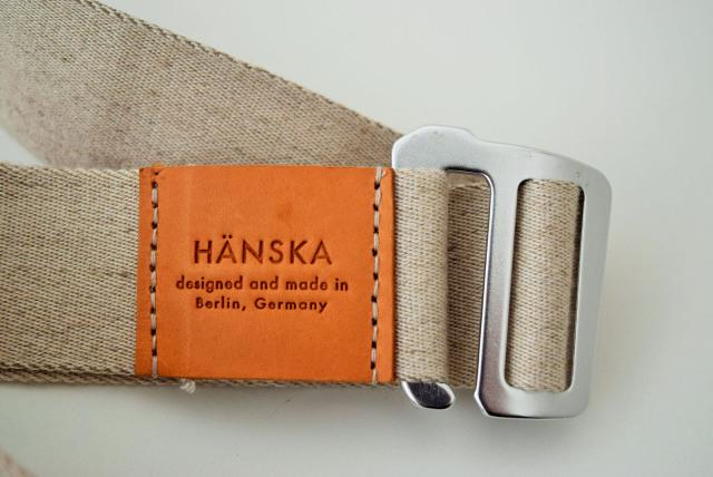 HANSKA HIPBAG