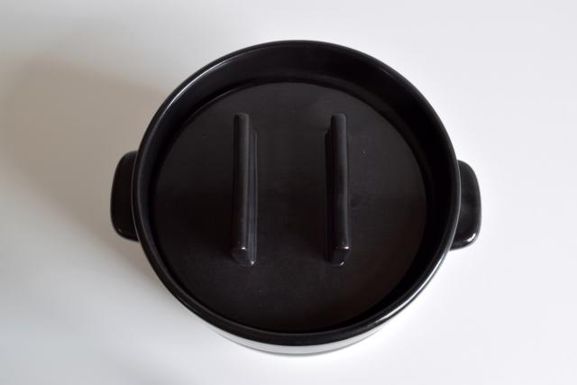 ごはんの鍋
