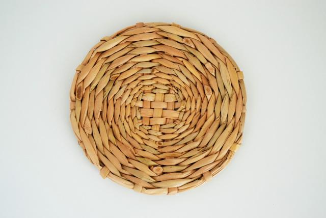 ポルトガルのい草のマット(M)