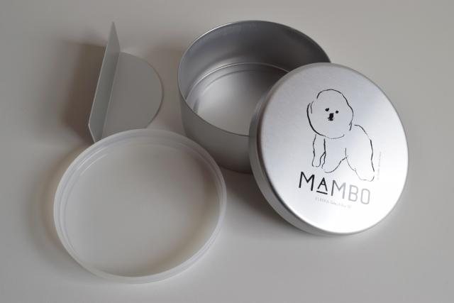 MAMBO アルミ弁当箱