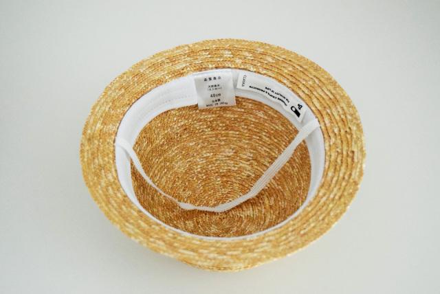 麦わら帽子 ベビー48