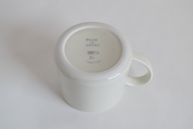 マグカップ2 SLIM ホワイト