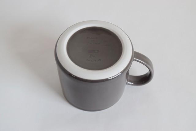 マグカップ2 SLIM グレー