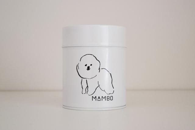 MAMBO キャニスター缶