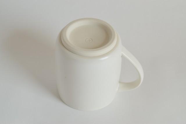 すすむマグカップ 大(白)