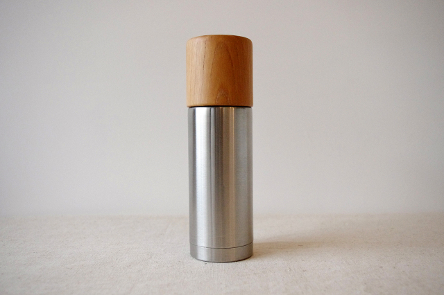 [SUSgallery×MokuNeji] ボトル S 200ml ヘアライン