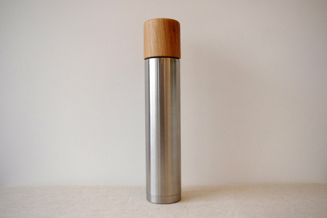 [SUSgallery×MokuNeji] ボトル L 360ml ヘアライン
