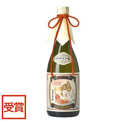 鳴門鯛 純米大吟醸