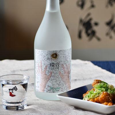 鳴門鯛 純米吟醸 環音