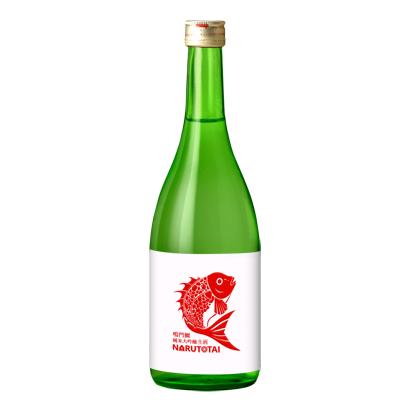 鳴門鯛 純米大吟醸 生酒720ml【蔵直限定】