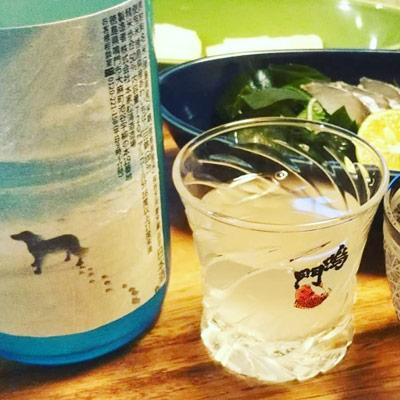 鳴門鯛 純米大吟醸 うすにごり 無濾過生原酒