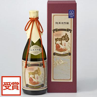 鳴門鯛 純米大吟醸 720ml