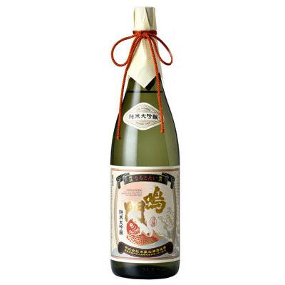 鳴門鯛 純米大吟醸 1800ml