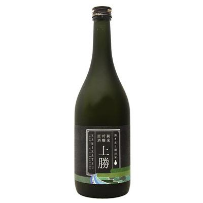 鳴門鯛 純米吟醸原酒 上勝 720ml
