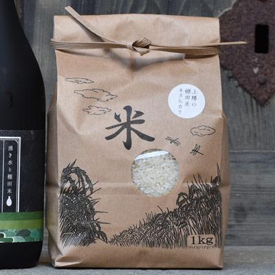鳴門鯛 純米吟醸原酒 上勝