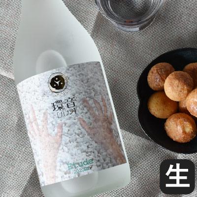 鳴門鯛 純米吟醸無濾過生原酒 環音(カノン)