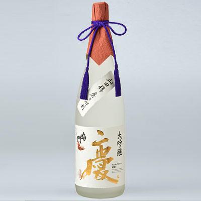 鳴門鯛 大吟醸 慶 1800ml