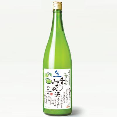無添加 生青みかん酒の素 1800ml