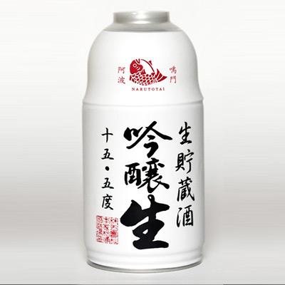ナルトタイ 生貯蔵酒 吟醸生300