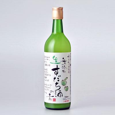 松浦 無添加 生すだち酒の素