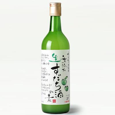 松浦 無添加 生すだち酒の素 720ml