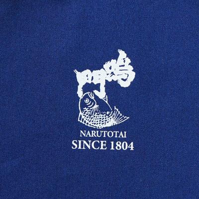 鳴門鯛ロゴ入りトートバッグ