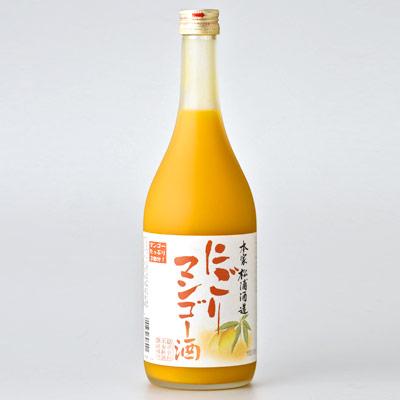 松浦 にごりマンゴー酒 720ml