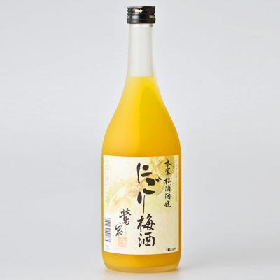 松浦 にごり梅酒 720ml