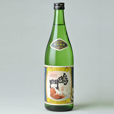 鳴門鯛 特別純米酒