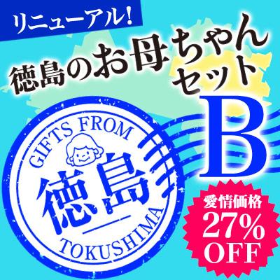 徳島のお母ちゃんセット(B)【送料無料】